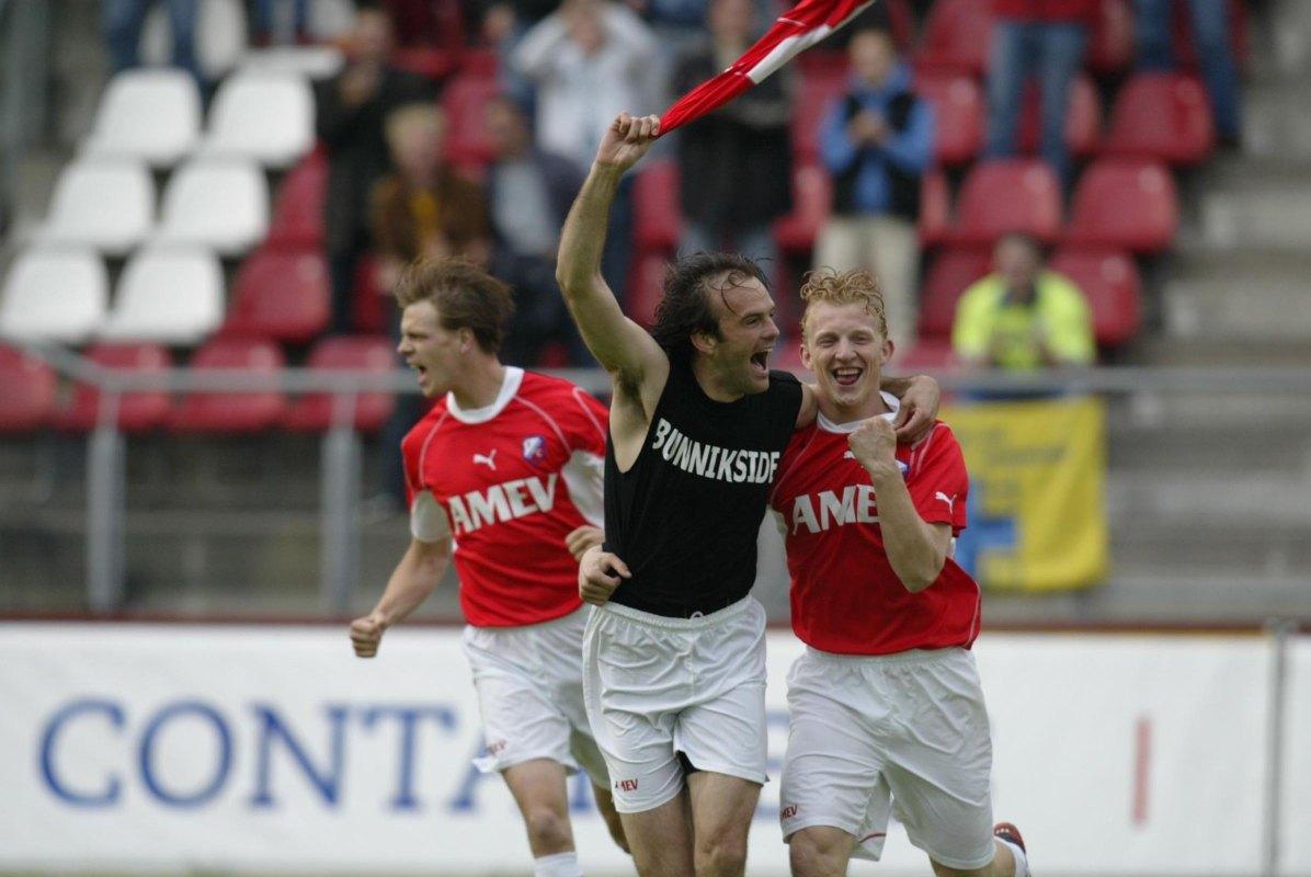 Koningskoppel Gluscevis en Kuijt. Foto: FC Utrecht