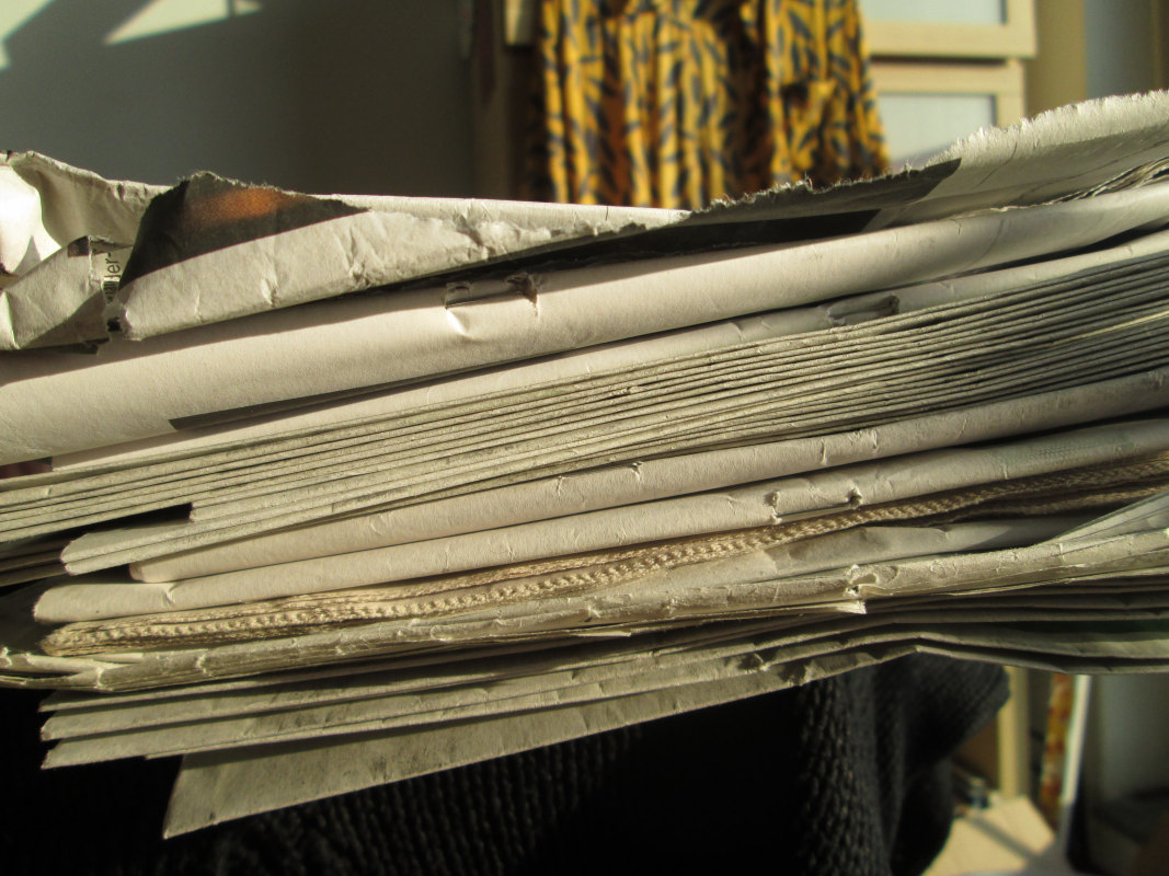 Vergeten verhalen in RUC-boek. Foto: Nieuws030