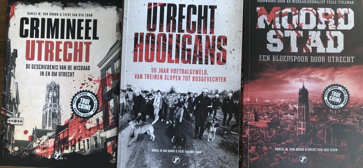 Moordstad is het derde boek van Daniel M. Van Doorn & Evert van der Zouw.