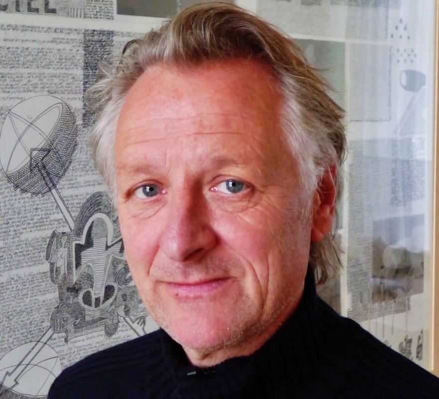 Jeroen van Merwijk in 2014. Foto: Jan Jansen.