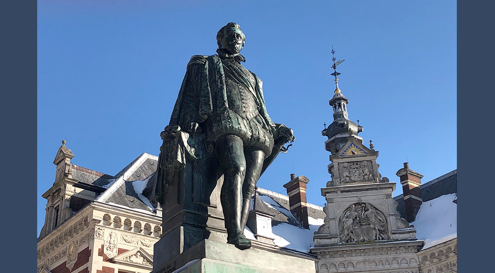 'Graaf Jan van Nassau' van Jan Théodore Stracké (foto: Jeroen Wielaert)