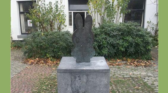 'Nijntje' van Marc Bruna. Foto: Geneviève Waldmann