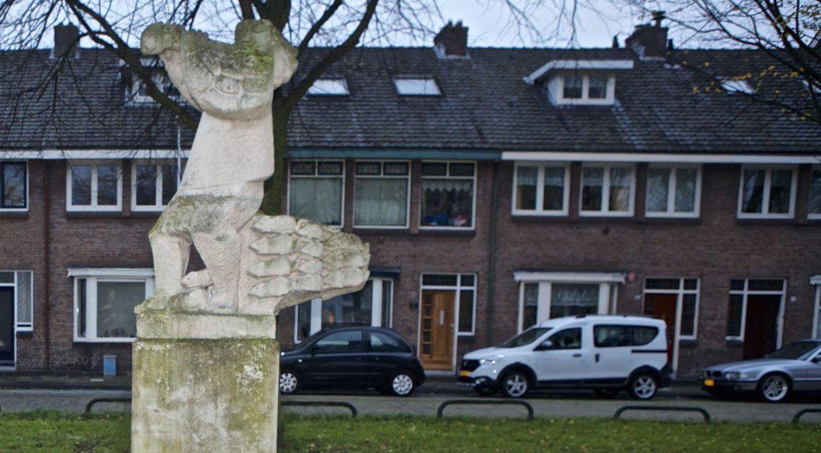 'De Rattenvanger van Hamelen' van Paulus Reinhard in 2017. Foto: Ton van den Berg