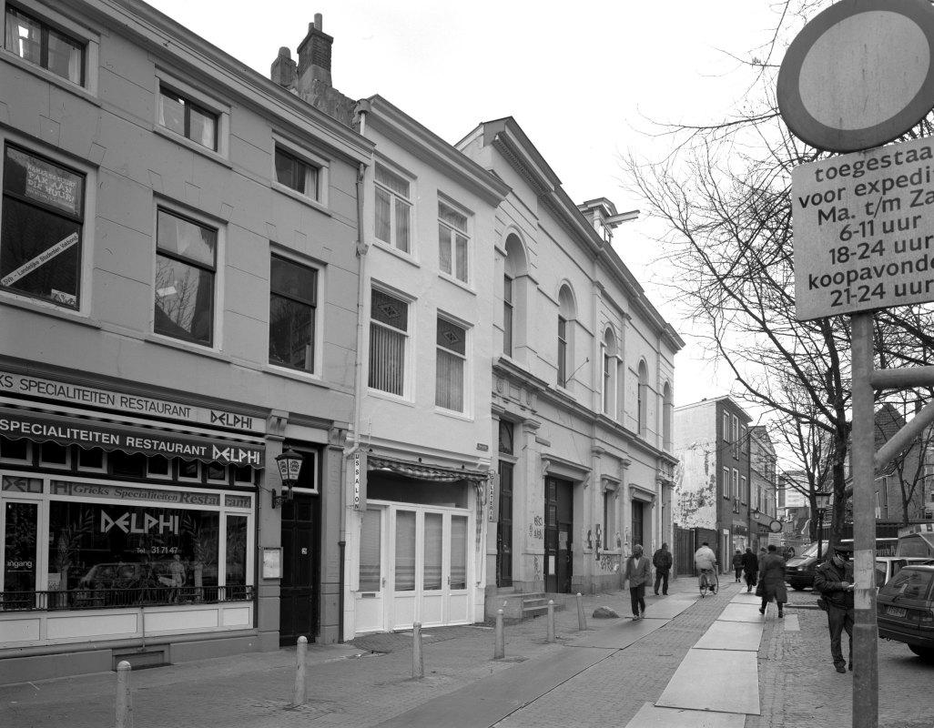De Vinkenburgstraat in 1995. Foto: Het Utrechts Archief