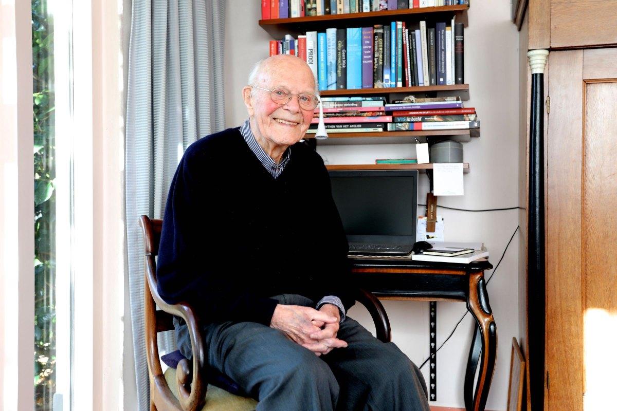 Ingenieur Henk Dam. Foto: Ton van den Berg