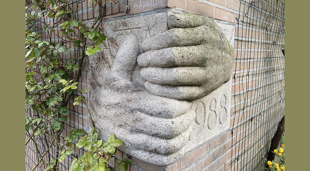 'Basta' van Joop Wouters. Foto: Jim Terlingen