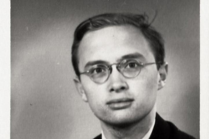 Rut Matthijsen in 1943. Foto: Universiteit Utrecht