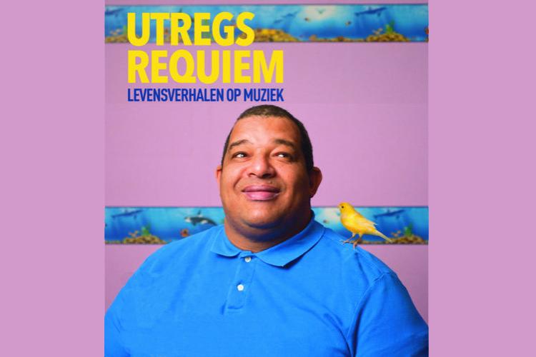 Een van de hoofdpersonen van het Utregs Requiem.