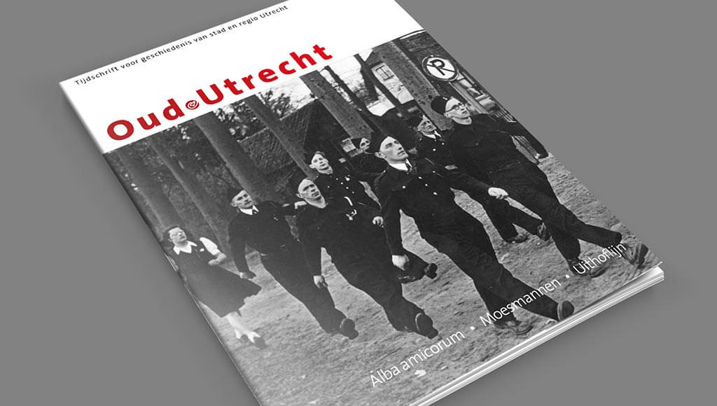Oud-Utrecht, jaargang 93 nummer 2, april 2020