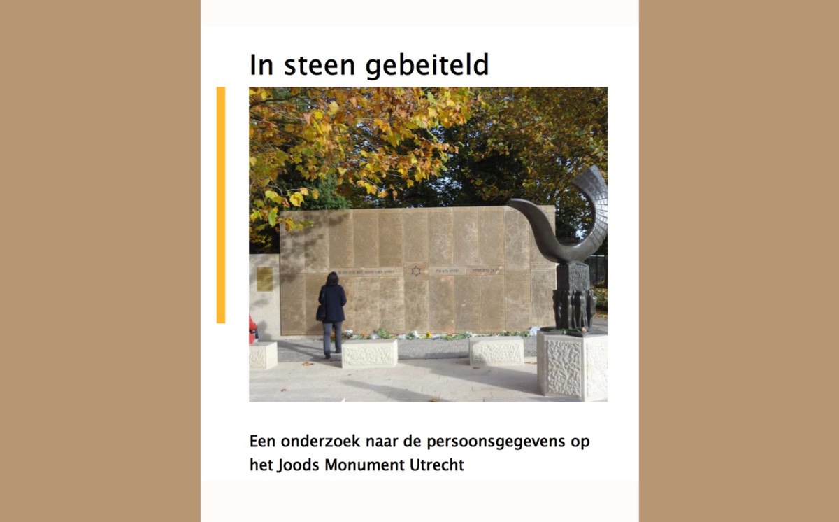 Het gemeentelijke rapport 'In steen gebeiteld'