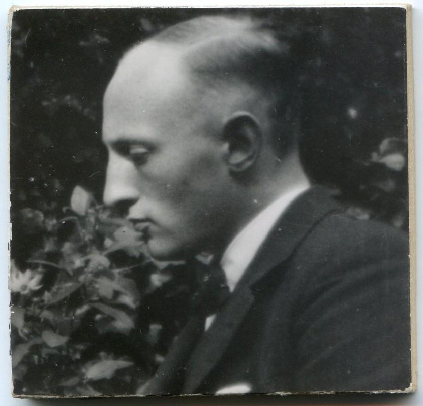 De schrijver Kees Crone. Foto: Salon Saffier