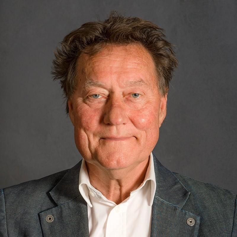 Hans Kosterman. Foto: Jaap van de Klomp