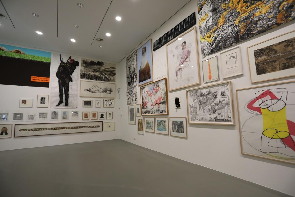 Voorkeur Imponerende tekenexpositie in Centraal Museum - Nieuws030 &VW54