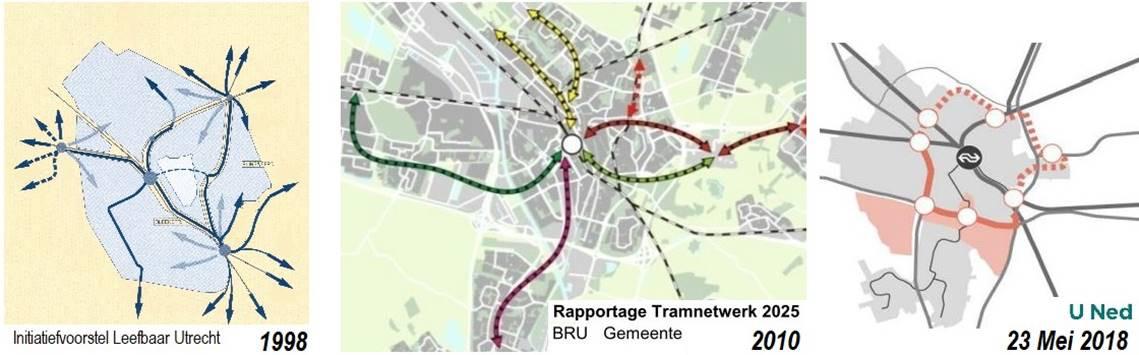OV-plan Leefbaar Utrecht eindelijk serieus genomen