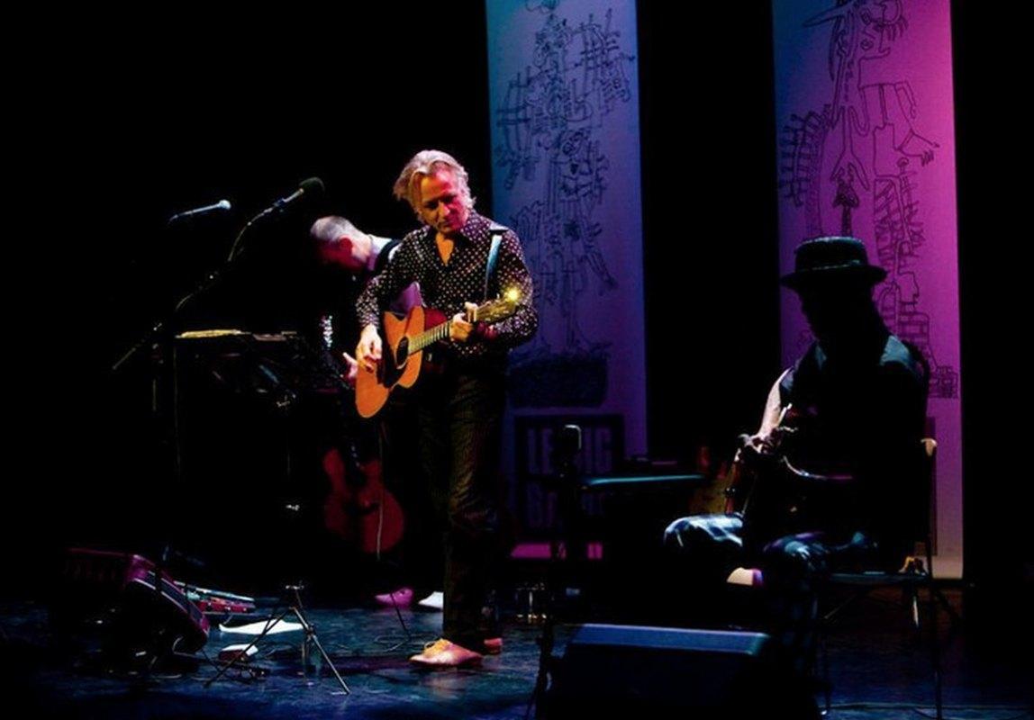 Jeroen van Merwijk op het podium. Foto: Jaap Reedijk