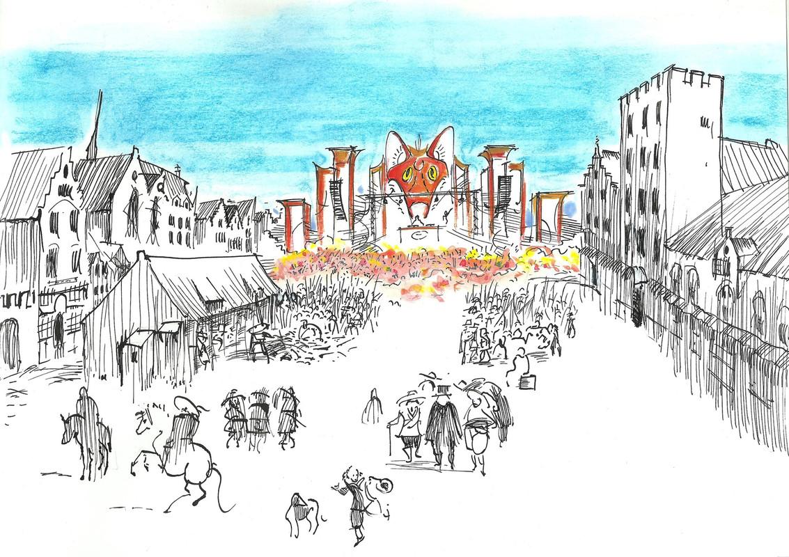 Festival van de Waardgelders.
