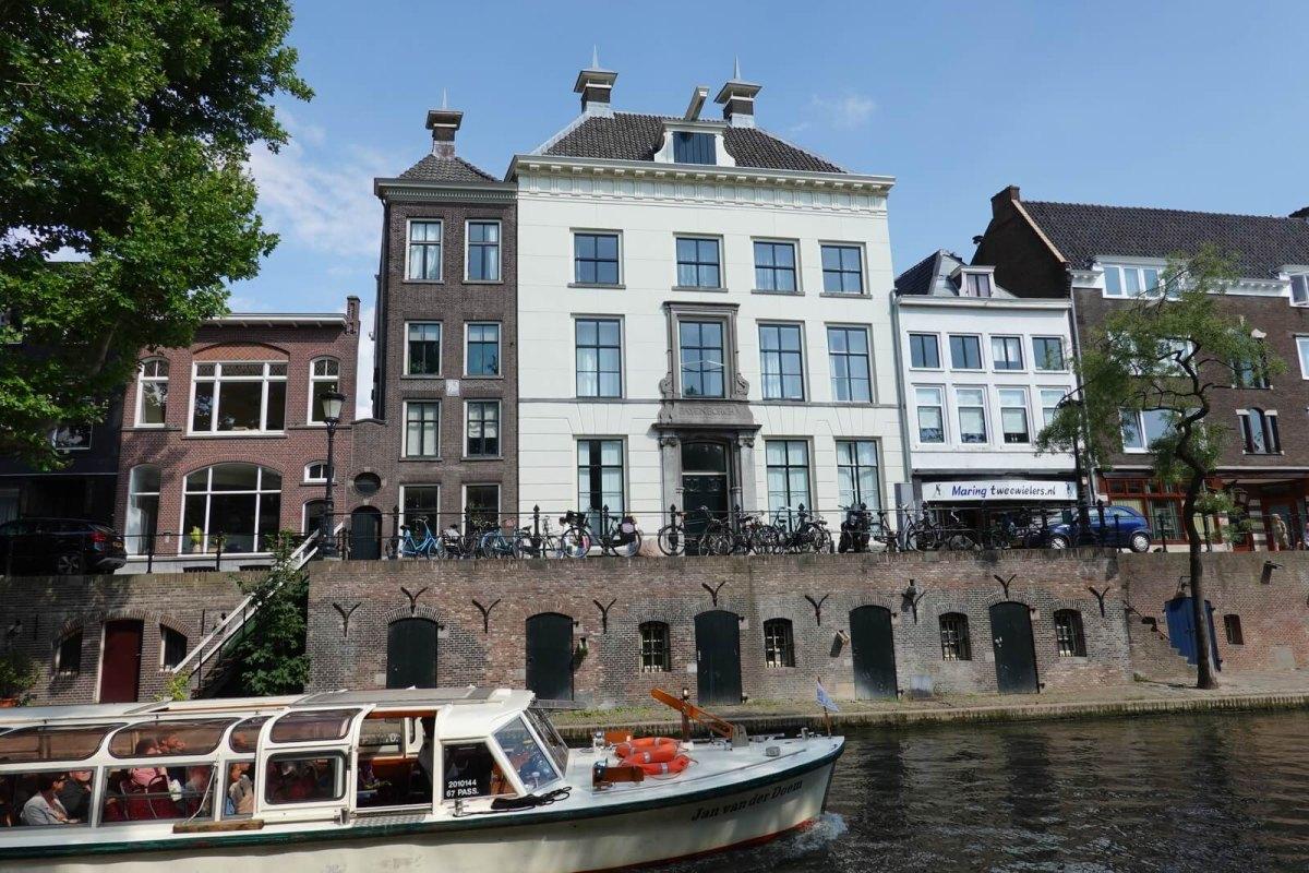 Stadskasteel Payenborch, Oudegracht 320. Foto: Dik Binnendijk (2020)