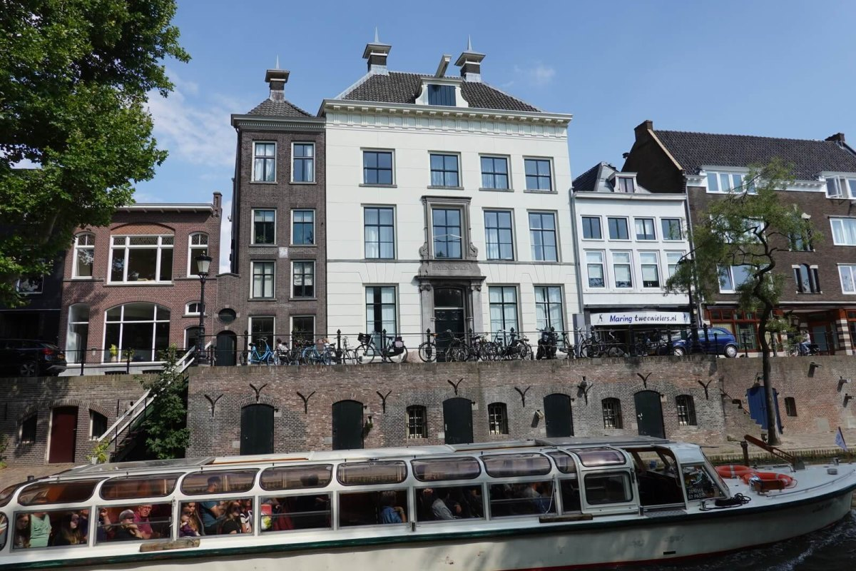 Stadskasteel Payenborch, Oudegracht 320. Foto: Dik Binnendijk