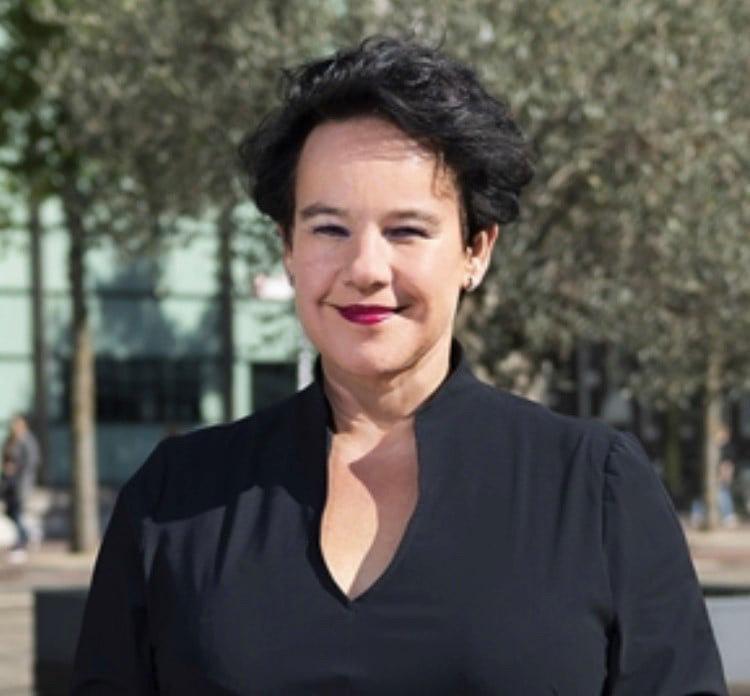 Sharon Dijksma. Foto: gemeente Utrecht