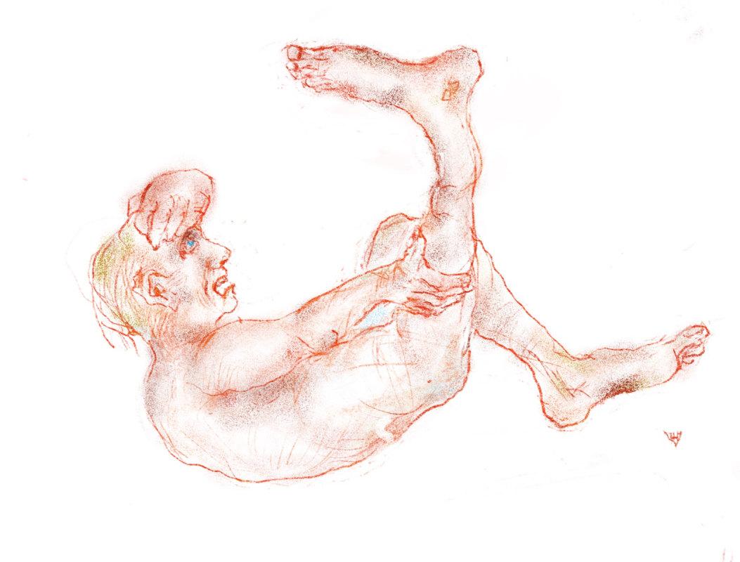 maat 62. Illustratie Theo van de Vathorst