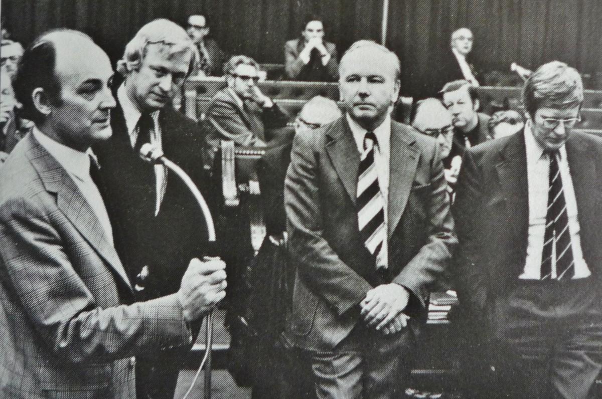 Willem Aantjes op 92-jarige le...