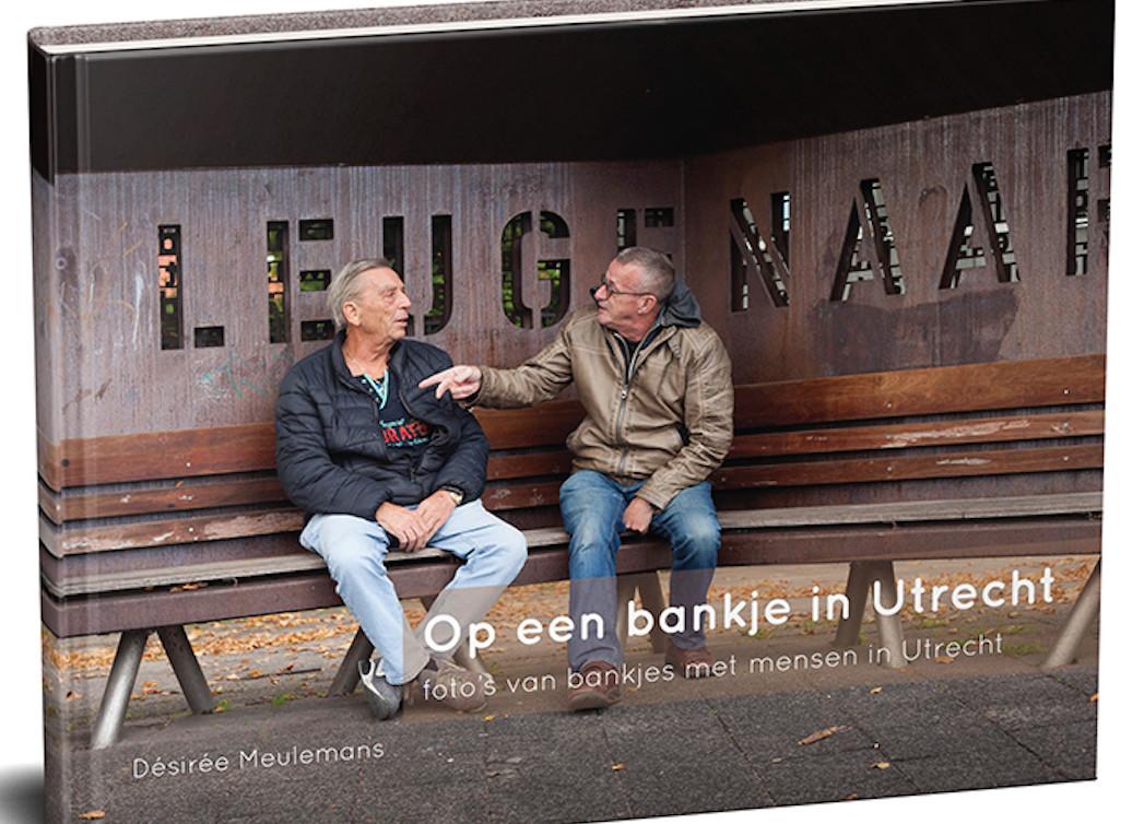 Op Een Bankje.Op Een Bankje In Utrecht Wordt Fotoboek Nieuws030