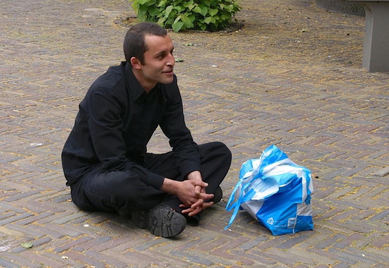 Kraker Rogier Meijerink. Foto: Ton van den Berg