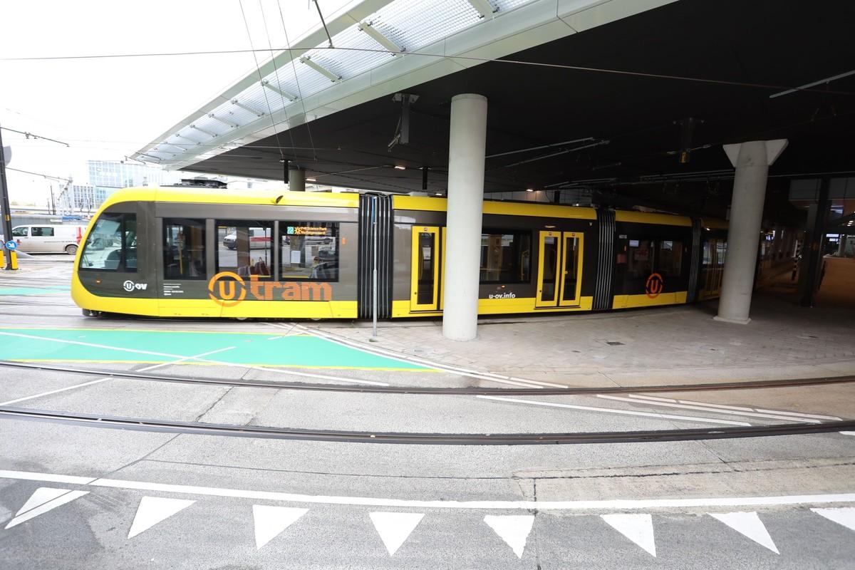 De Utrechtse sneltram. Foto: Ton van den Berg