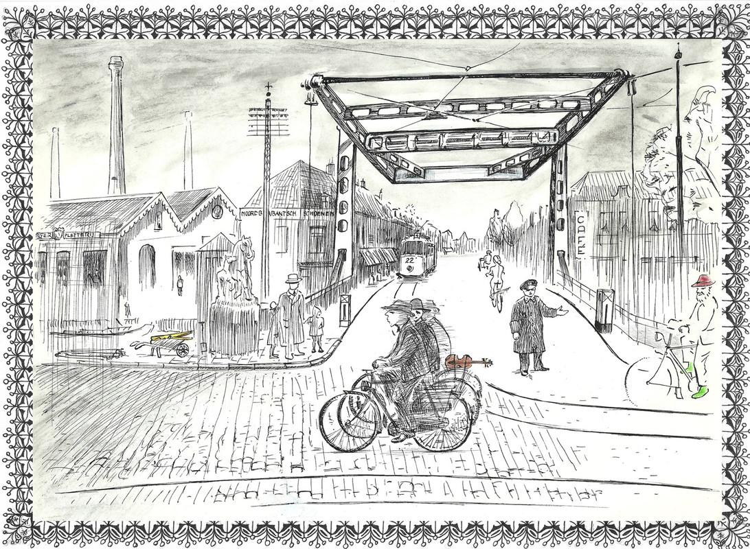 Il Calamaio - Dambrug