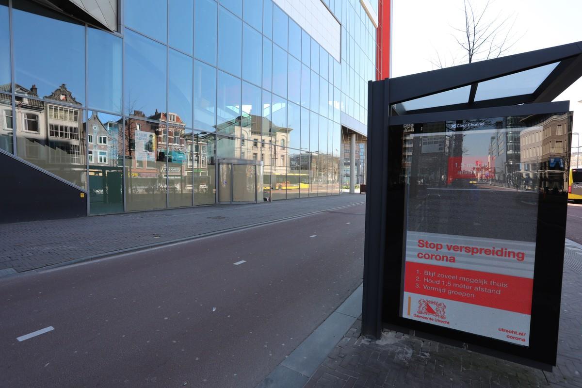Stop de verspreiding. Foto: Ton van den Berg